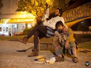 D Quixote - Teatro de Rua - Animação de Rua - Personagens Teatrais