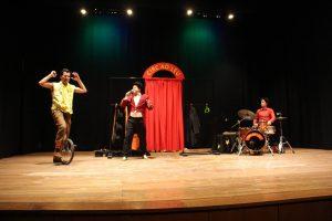 Circ'ao'Leu - Teatro de Rua - Animação de Rua - Teatro de Palco - Circo - Street Fest
