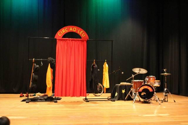 Circ'ao'Léu - Teatro Infantil - Teatro Cómico - Circo